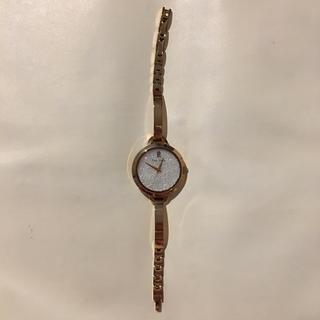 ピエールラニエ(Pierre Lannier)のpierre lannier クリスタル 腕時計(腕時計)
