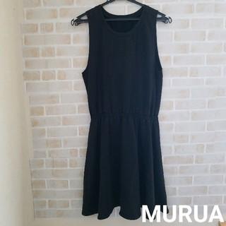 ムルーア(MURUA)のMURUA  タンク ワンピース(ミニワンピース)
