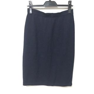 シビラ(Sybilla)のシビラ スカート サイズ4 XL レディース 黒(その他)