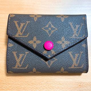 ディーホリック(dholic)の韓国 ブラウン ピンク 財布(財布)