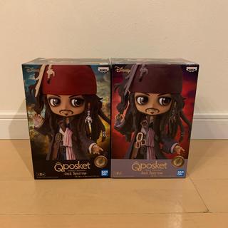 ぴんきー姫様専用 Qposket Jack Sparrow フィギュア(アニメ/ゲーム)