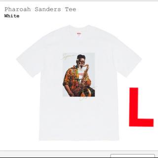シュプリーム(Supreme)のPharoah Sanders tee シュプリーム supreme(Tシャツ/カットソー(半袖/袖なし))