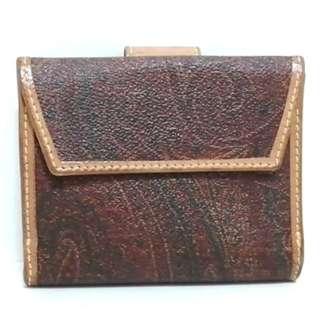 エトロ(ETRO)のETRO(エトロ) 2つ折り財布(財布)