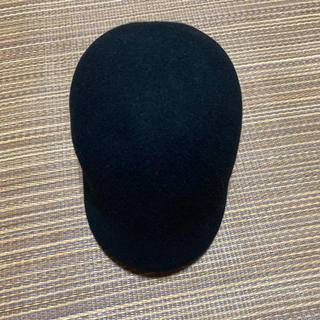 miumiu - ベレー帽 minimarket キャップ wool ウール ブラック BLACK