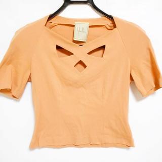 シビラ(Sybilla)のシビラ 半袖カットソー サイズ40 XL(カットソー(半袖/袖なし))