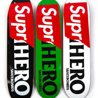 シュプリーム(Supreme)のSupreme デッキ× ANTIHERO Skateboard 黒(1枚)(その他)