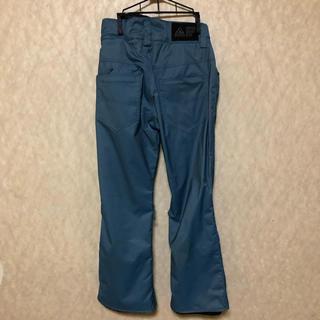 バートン(BURTON)のスノーボード パンツ エメラルドブルー スノボー ズボン (ウエア/装備)