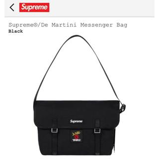 シュプリーム(Supreme)のSupreme De Martini Messenger Bag(メッセンジャーバッグ)