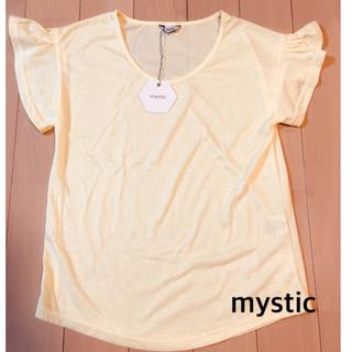 ミスティック(mystic)の【未使用】mystic Tシャツ(Tシャツ(半袖/袖なし))
