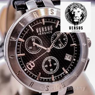 ヴェルサーチ(VERSACE)の★日本未発売 ヴェルサス ヴェルサーチ メンズ腕時計 かめちのお店(腕時計(アナログ))