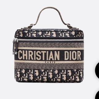 ディオール(Dior)のDior オブリーク バニティバッグ (ハンドバッグ)