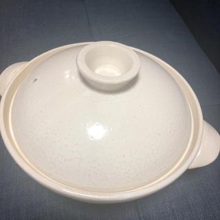 ムジルシリョウヒン(MUJI (無印良品))の無印良品☆土鍋(鍋/フライパン)