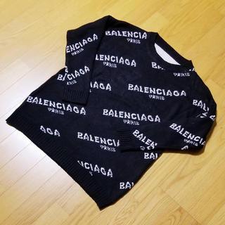 バレンシアガ(Balenciaga)の男女兼用♡ニット  セーター(ニット帽/ビーニー)