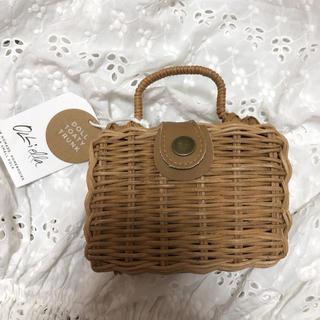 Bonpoint - 新品タグ付き Olli Ella ドール用 バッグ