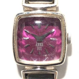 アナスイ(ANNA SUI)のアナスイ 腕時計 Y150-5R00 レディース(腕時計)