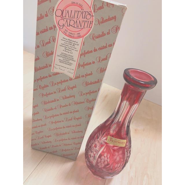 Nachtmann(ナハトマン)のナハトマン 花瓶 インテリア/住まい/日用品のインテリア小物(花瓶)の商品写真