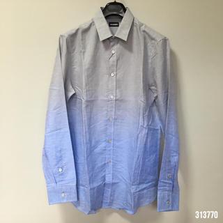 ダークビッケンバーグ(DIRK BIKKEMBERGS)の【値下げ】Lサイズ ダークビッケンバーグ シャツ(シャツ)