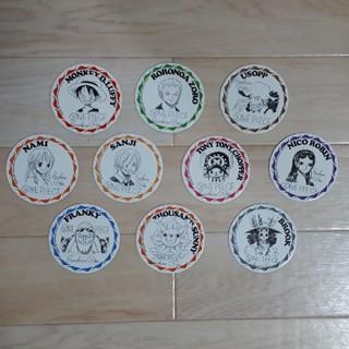 【ケセランパサラン様専用】限定 非売品 ワンピース 2011 夏コミ コースター(その他)