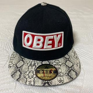 オベイ(OBEY)のOBEY(キャップ)