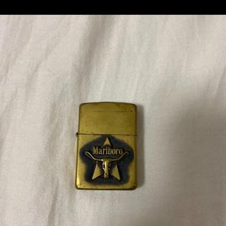 ジッポー(ZIPPO)の非売品 ジッポー 1980年 懸賞品マルボロロングホーン(タバコグッズ)