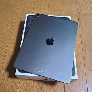 アップル(Apple)のiPad Pro 11 Wi-Fi 64GB スペースグレー Care+付き(タブレット)