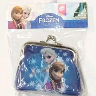 アナと雪の女王 がま口財布 ♡ コインケース ①(財布)