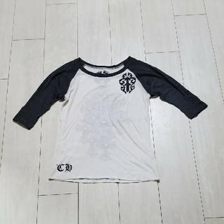 クロムハーツ(Chrome Hearts)のクロムTシャツ(Tシャツ(長袖/七分))