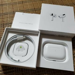 アップル(Apple)のApple AirPods Pro 中古(ヘッドフォン/イヤフォン)