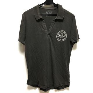 ディーゼル(DIESEL)のディーゼル 半袖ポロシャツ サイズ8 メンズ(ポロシャツ)