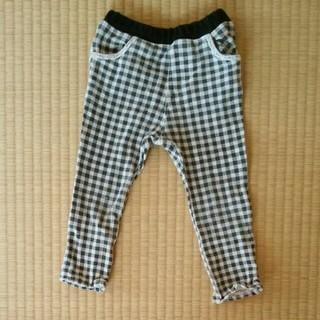 キムラタン(キムラタン)のパンツ ズボン ギンガムチェック 90(パンツ/スパッツ)