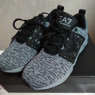 エンポリオアルマーニ(Emporio Armani)の新品・未使用 EMPORIO ARMANI EA7 スニーカー 靴 専用ページ(スニーカー)