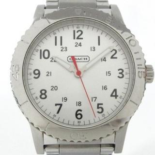 コーチ(COACH)のCOACH(コーチ) 腕時計 リヴィントン メンズ(その他)