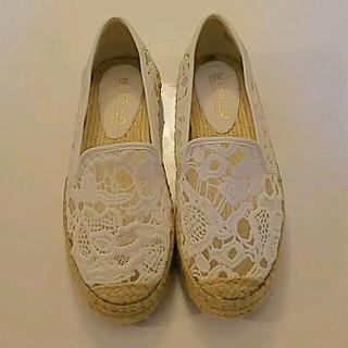 ヌォーボ(Nuovo)のABCマートレース靴(スリッポン/モカシン)