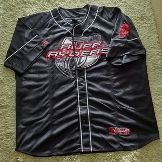 ラフライダーズ(RUFF RYDERS)のRUFF RYDERS 前開きボタンシャツ 2XL(Tシャツ/カットソー(半袖/袖なし))