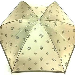 ジバンシィ(GIVENCHY)のジバンシー 折りたたみ傘 化学繊維(傘)