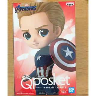 マーベル(MARVEL)のQposket キャプテンアメリカ MARVEL フィギュア 専用(フィギュア)