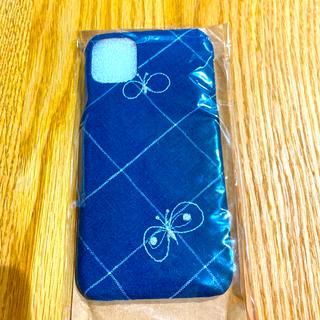 ミナペルホネン(mina perhonen)のiPhone 11 iPhoneケース ミナペルホネン  ハンドメイド (iPhoneケース)