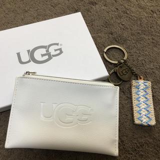 アグ(UGG)のゆっちっち様専用  UGG コインケース、キーホルダー(コインケース)