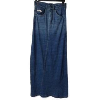 ディーゼル(DIESEL)のディーゼル ロングスカート サイズXS(ロングスカート)