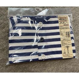 ムジルシリョウヒン(MUJI (無印良品))の無印良品 お着替えパジャマ 80〜90 新品未使用(パジャマ)