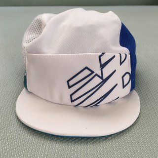 ニューバランス(New Balance)のニューバランス ジュニア サッカー用 帽子 ヘディングできる キャップ (帽子)
