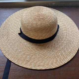 ボンポワン(Bonpoint)の未使用 bonpoint☆麦わら帽子(帽子)