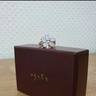 アガット(agete)のアガット オパール リング 19号 大きいサイズ(リング(指輪))