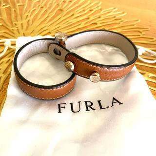 フルラ(Furla)の価格変更!特価FURLAレザーブレスレット(ブレスレット/バングル)