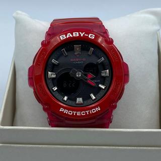 ベビージー(Baby-G)のCASIO Baby-G BGA-270S-4AJF 8月発売14,850(腕時計)