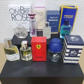 バーバリー(BURBERRY)のミニチュア香水 7点セット(ユニセックス)