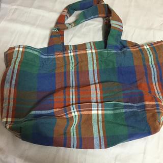 ムジルシリョウヒン(MUJI (無印良品))のトートバッグ(ハンドバッグ)