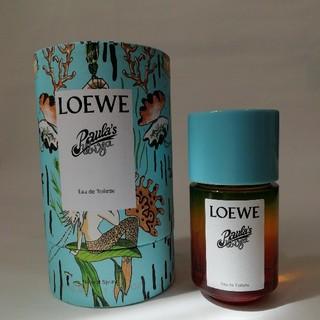 ロエベ(LOEWE)のLOEWE ロエベ  オードゥトワレ パウラズ イビザ 50ml オーデトワレ(香水(女性用))