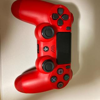 プレイステーション4(PlayStation4)のPS4 純正コントローラー 美品 箱なし(家庭用ゲーム機本体)