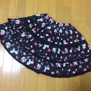 ベイビーザスターズシャインブライト(BABY,THE STARS SHINE BRIGHT)の【BABY】ドリーミーポニー スカート(ひざ丈スカート)